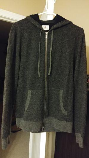 Mens Adriano Goldschmied Wool Cashmere Hoodie for Sale in Auburn, WA