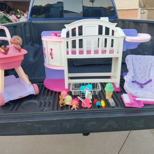 Baby Girl Toy Lot for Sale in Glendale, AZ