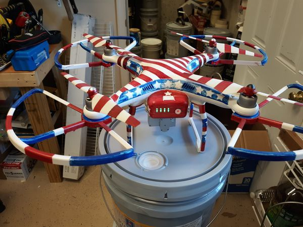 Dji phantom3 standard drone