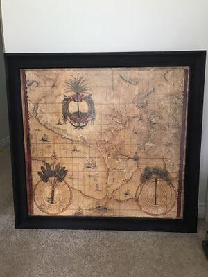 Map Artwork for Sale in Buckley, WA