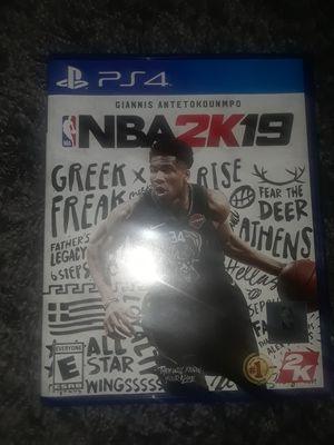 Nba 2k19 for Sale in Portland, OR