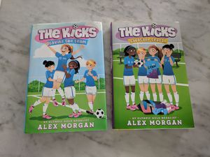 The kicks Hardcover books for Sale in Yorkville, IL