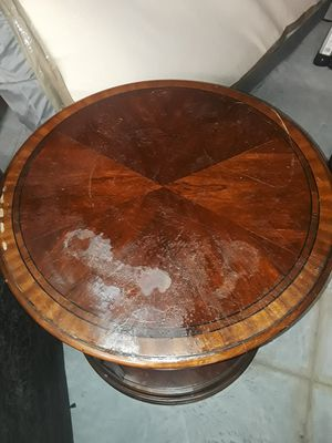 Ethan Allen library table. Needs top refinished. for Sale in Brentwood, NC