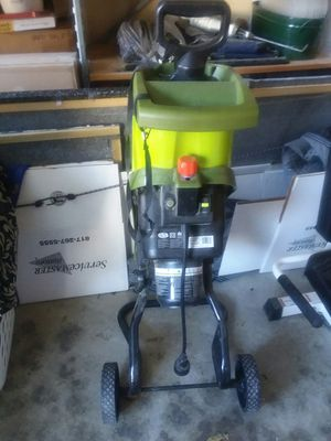 Electric Wood Chipper for Sale in Arlington, TX