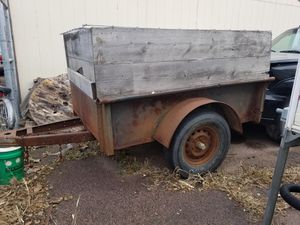 1946 chevy trailer for Sale in Sioux Falls, SD