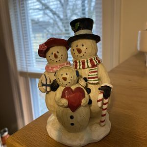 Winter Wishes Snowman Family for Sale in Wallingford, CT