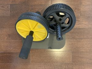 AB Carver Roller for core workouts for 2 for Sale in Ashburn, VA