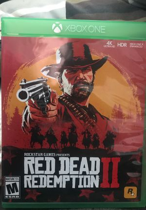 Red Dead Redemption 2 XBOX ONE for Sale in Denver, CO