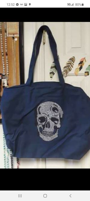 New skull tote bags for Sale in Layton, UT