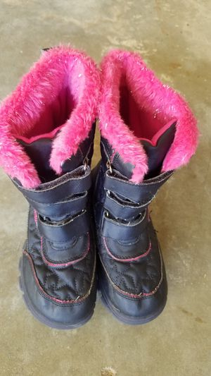 Girls Size 1 boots for Sale in Tulsa, OK