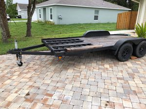 Car trailer for Sale in Port St. Lucie, FL