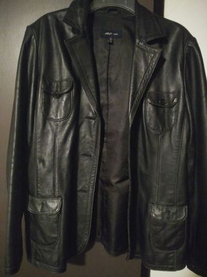 Max leather jacket for Sale in Washington, DC