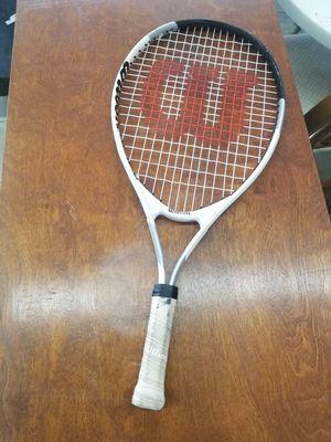 Wilson Hyper Hammer 3 5/8 Strung Tennis Racket for Sale in Biscayne Park, FL