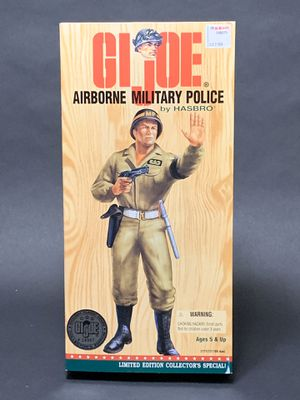 """Hasbro 12"""" G.I. Joe: Airborne MP Action Figure - 1996 Collector's Edition #24057 for Sale in Vancouver, WA"""