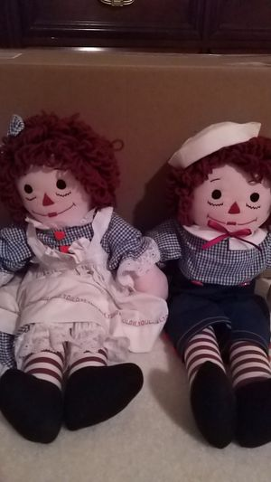 Raggedy Ann and Andy Sailor for Sale in Falls Church, VA