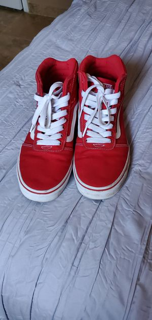 Red Vans for Sale in Yuma, AZ