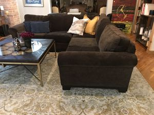Grey Couch for Sale in Chicago, IL