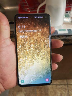 Samsung Galaxy S10e unlocked for Sale in Austin, TX