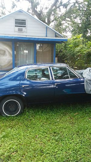 72 buick skylark fitted for 26 runs like a champ 9,500.00 or willing to trade for Sale in Lakeland, FL