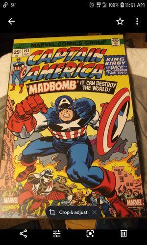Marvel Captain America for Sale in Newberg, OR