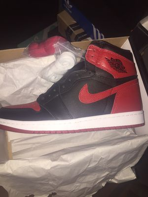Jordan 1 banned bred for Sale in Los Angeles, CA