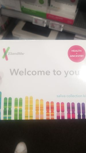 23 and me dna kit for Sale in Lakeside, CA
