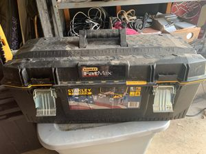 Stanley Fat Max Tool Box for Sale in San Diego, CA