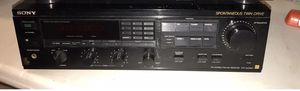 SONY STR-GX5ES II 2-Channel Stereo Receiver for Sale in Farmville, VA