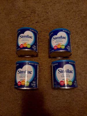 Similac advance .Available for Sale in Everett, WA