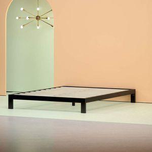 SALE!!! New Arnav Modern Studio 10 Inch Platform 2000 Metal Bed Frame Queen size $75 for Sale in Columbus, OH