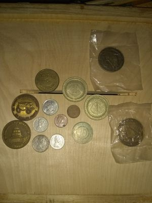 Assorted coins for Sale in Cleveland, OH