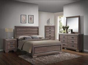 Platform Bed - Queen Size - Brand New - Free Delivery for Sale in Austin, TX