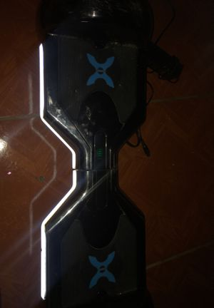 Black Bluetooth hoverboard for Sale in Kyle, TX