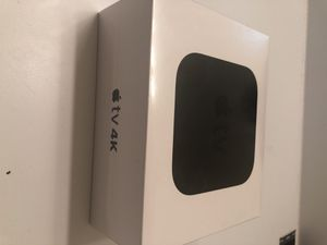 Apple TV 4K - 2019 for Sale in Charlotte, NC