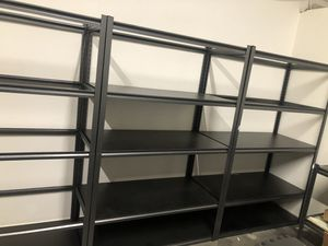 Storage Racks Book Shelf 4' x 2' for Sale in Ontario, CA