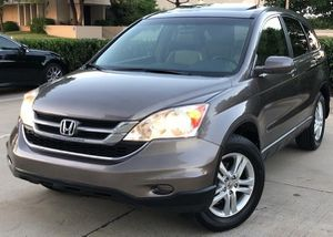 SILVER HONDA CRV 2010 FOR SALE PERFECT CONDITION for Sale in Chandler, AZ