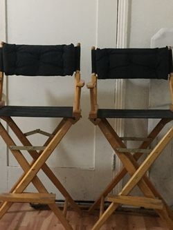 Directors Chairs (2) for Sale in Los Angeles,  CA