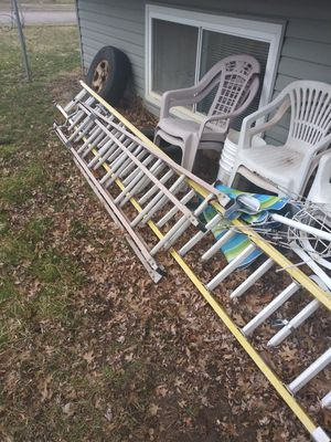 Ladders for sale for Sale in Columbus, OH