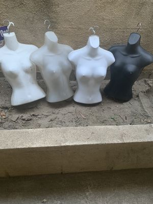Full plastic manikin $35 for all three for Sale in Ontario, CA