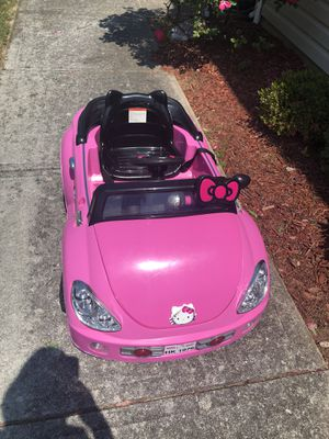 Hello Kitty Car for Sale in Snellville, GA