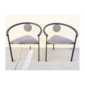 Set Of Two Modern Chairs for Sale in Lomita, CA