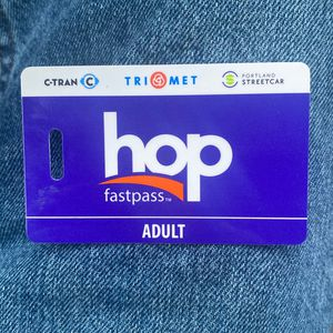 Hop Card for Sale in Portland, OR