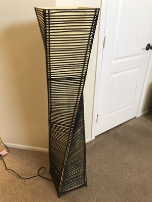 Twisted Floor Lamp for Sale in Henderson, NV