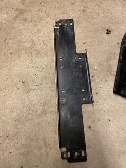 2003 Jeep Wrangler winch plate for Sale in Bedford Park,  IL