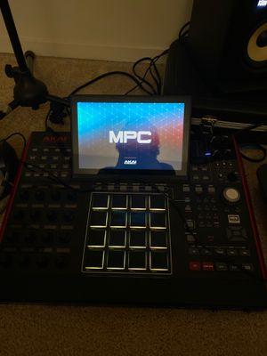 Mpc X akai for Sale in Macomb, MI