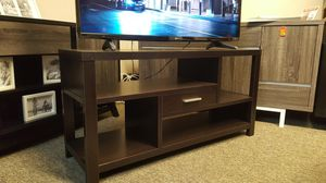Daisy TV stand, Red Cocoa , SKU # 14893 for Sale in Downey, CA
