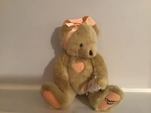 Cherished Teddie joint stuffed bear New for Sale in Bartlett, IL