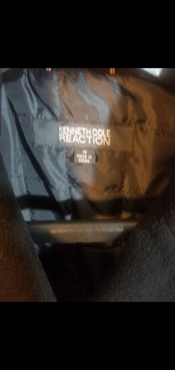 Mens Kenneth cole coat size medium $50