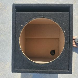 2 Ported Subwoofer Box's 1-12 In 1-10 In for Sale in Oceanside, CA
