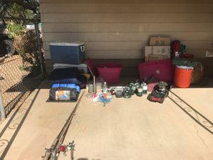 Camping Equipment For 3 Adults for Sale in Phoenix, AZ